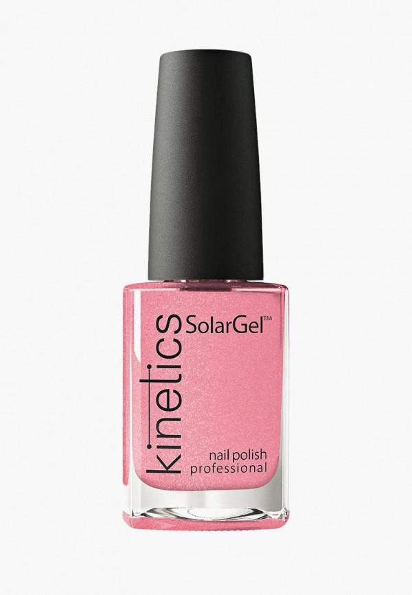Купить Лак для ногтей Kinetics, Профессиональный SolarGel Polish (084) 15 мл, KI015LWUNO39, фиолетовый, Осень-зима 2018/2019