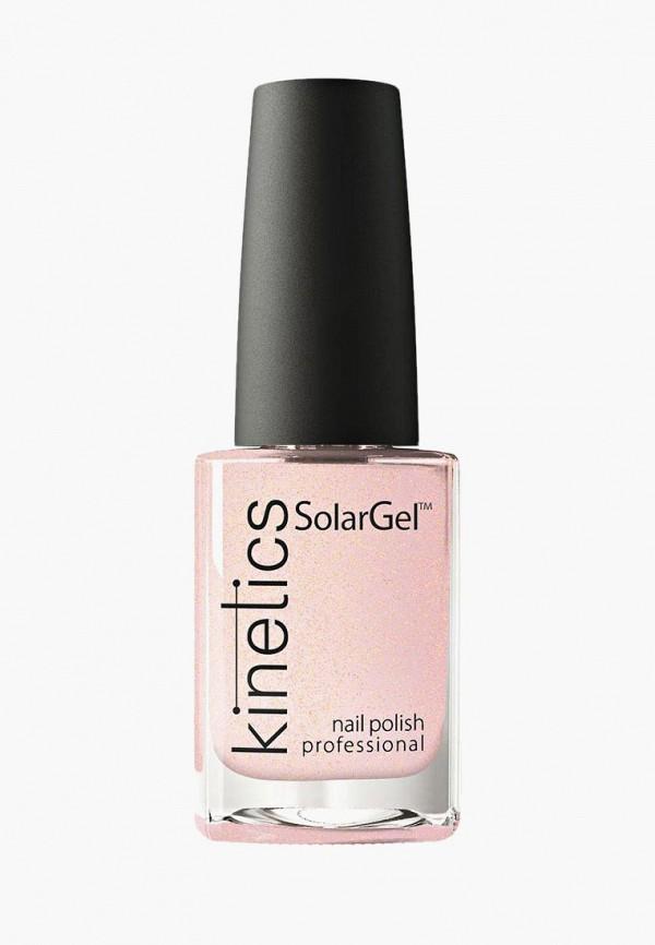 Купить Лак для ногтей Kinetics, Профессиональный SolarGel Polish (132) 15 мл, KI015LWUNO40, бежевый, Осень-зима 2018/2019