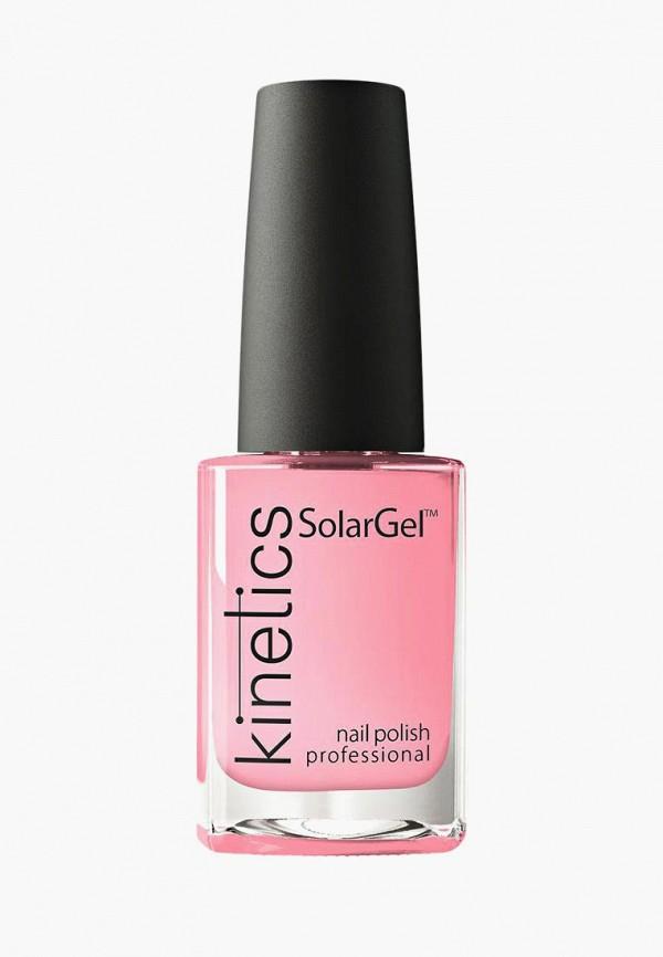 Купить Лак для ногтей Kinetics, Профессиональный SolarGel Polish (157) 15 мл, KI015LWUNO43, розовый, Осень-зима 2018/2019