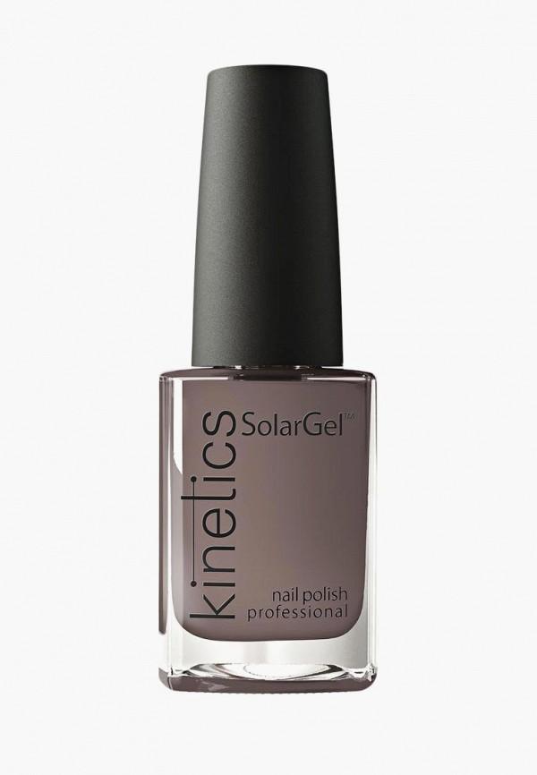 Купить Лак для ногтей Kinetics, Профессиональный SolarGel Polish (184) 15 мл, KI015LWUNO46, коричневый, Осень-зима 2018/2019