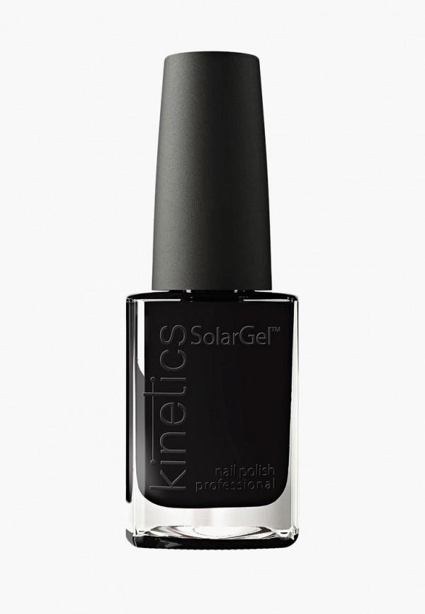 Купить Лак для ногтей Kinetics, Профессиональный SolarGel Polish (188) 15 мл, KI015LWUNO47, черный, Осень-зима 2018/2019