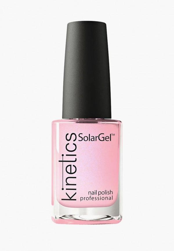 Купить Лак для ногтей Kinetics, Профессиональный SolarGel Polish (190) 15 мл, KI015LWUNO48, розовый, Осень-зима 2018/2019