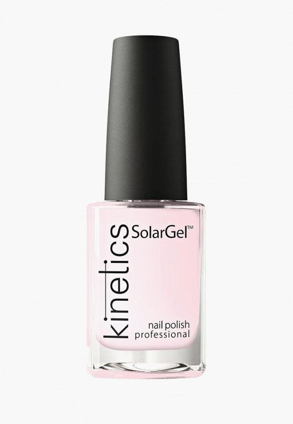 Купить Лак для ногтей Kinetics, Профессиональный SolarGel Polish (200) 15 мл, KI015LWUNO49, розовый, Осень-зима 2018/2019