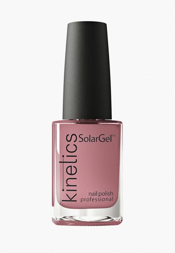 Купить Лак для ногтей Kinetics, Профессиональный SolarGel Polish (204) 15 мл, ki015lwuno51, фиолетовый, Осень-зима 2018/2019