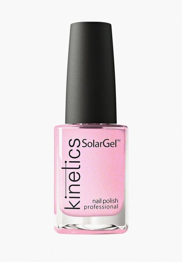 Купить Лак для ногтей Kinetics, Профессиональный SolarGel Polish (205) 15 мл, KI015LWUNO52, розовый, Осень-зима 2018/2019
