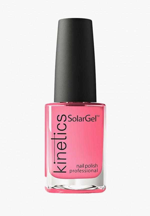 Лак для ногтей Kinetics, Профессиональный SolarGel Polish (225) 15 мл, KI015LWUNO55, коралловый, Осень-зима 2018/2019  - купить со скидкой