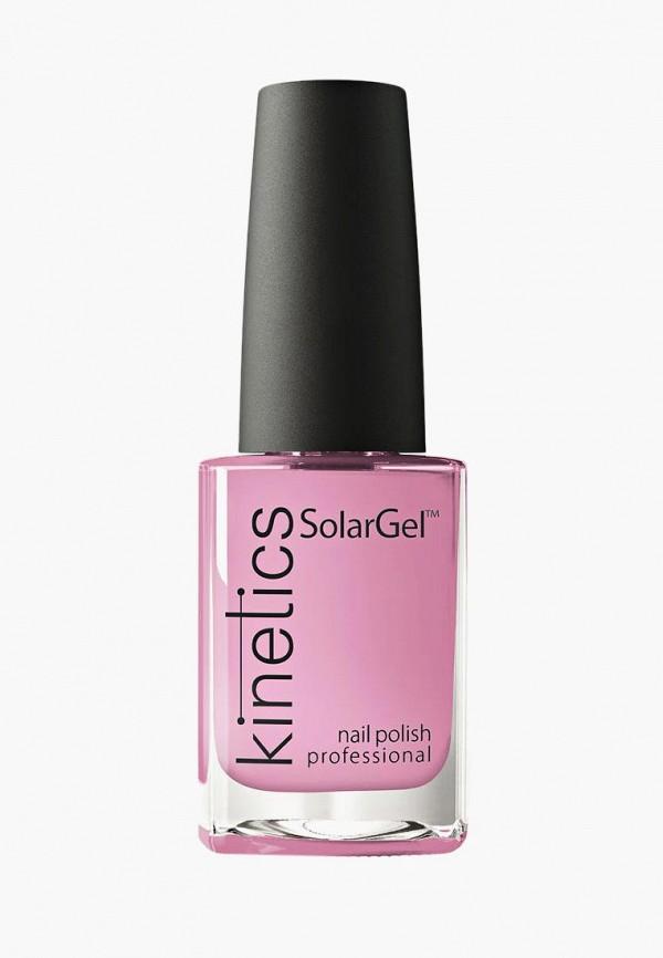 Купить Лак для ногтей Kinetics, Профессиональный SolarGel Polish (280) 15 мл, ki015lwuno58, фиолетовый, Осень-зима 2018/2019