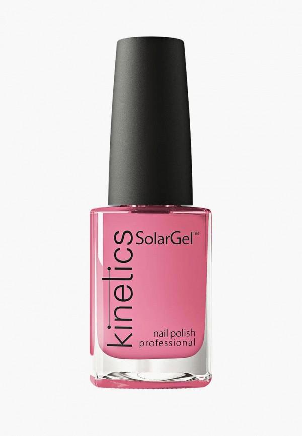Купить Лак для ногтей Kinetics, Профессиональный SolarGel Polish (361 Grand Bazaar) 15 мл, KI015LWUNO63, розовый, Осень-зима 2018/2019