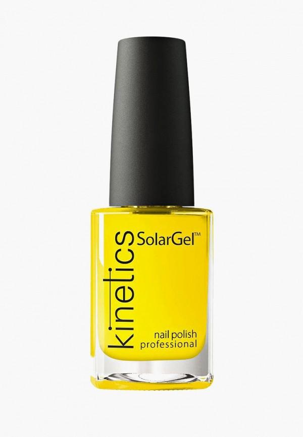 Купить Лак для ногтей Kinetics, Профессиональный SolarGel Polish (366 Escape) 15 мл, KI015LWUNO68, желтый, Осень-зима 2018/2019