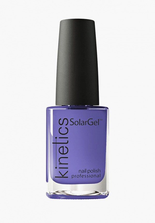 Купить Лак для ногтей Kinetics, Профессиональный SolarGel Polish (369 Escape) 15 мл, KI015LWUNO71, фиолетовый, Осень-зима 2018/2019