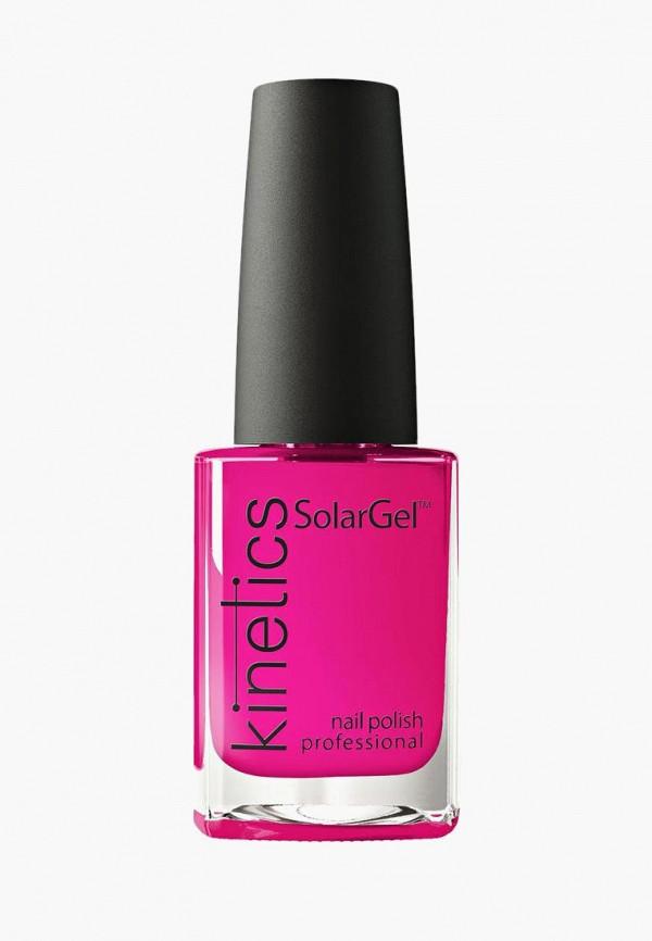 Купить Лак для ногтей Kinetics, Профессиональный SolarGel Polish (370 Escape) 15 мл, KI015LWUNO72, розовый, Осень-зима 2018/2019