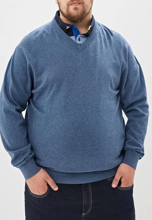 мужской пуловер kitaro, синий