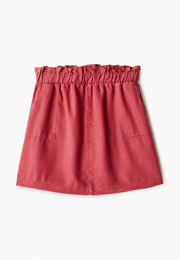 юбка kids only для девочки, красная