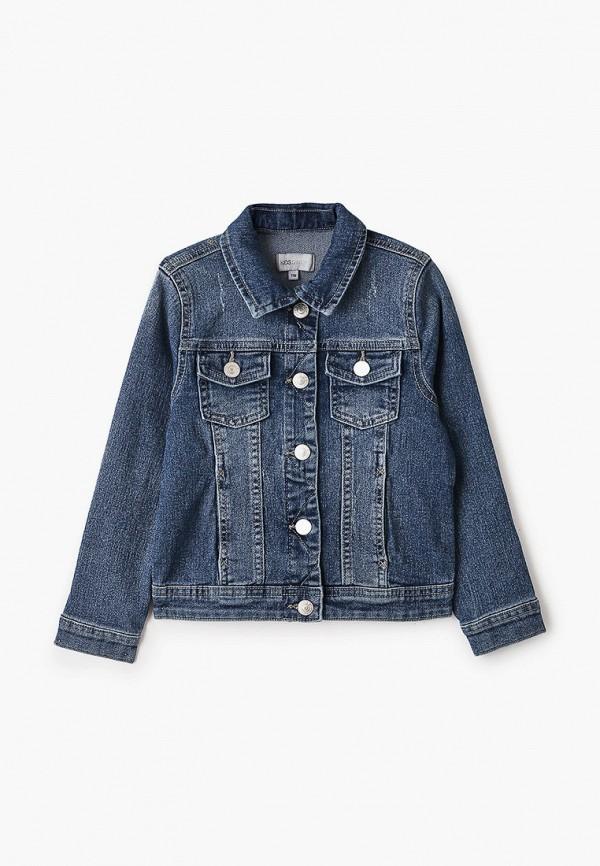 куртка kids only для девочки, синяя
