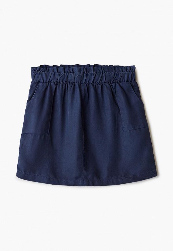 юбка kids only для девочки, синяя