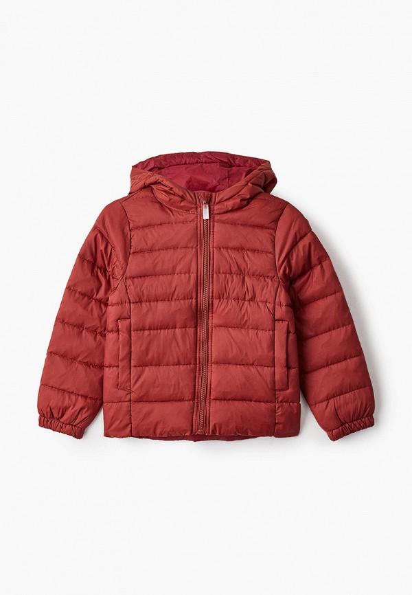 куртка kids only для девочки, бордовая
