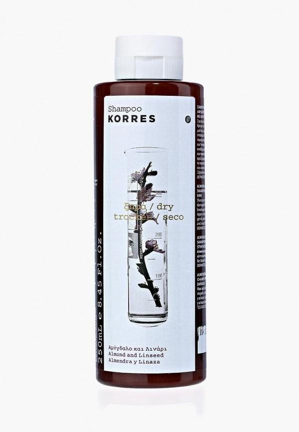 Шампунь Korres Korres KO003LUAOE34 korres shampoo almond