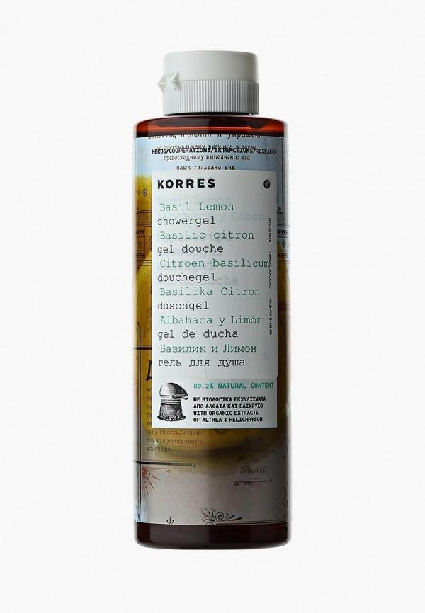 Гель для душа Korres Korres KO003LUCNC21 гель для душа korres фиалка