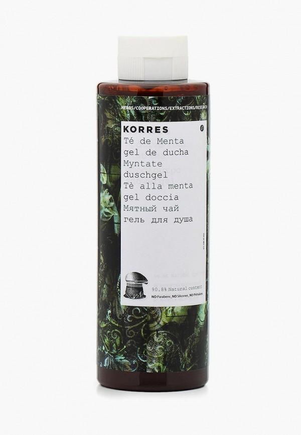 Гель для душа Korres Korres KO003LUEG180 korres shampoo aloe