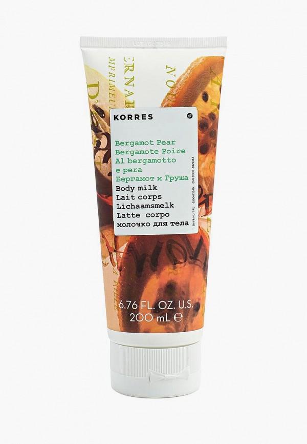 Молочко для тела Korres Korres KO003LWDJI99 7pcs make up brush set eyeshadow eyelash eyeliner lipstick foundation makeup tools