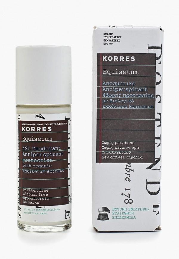 женский дезодорант korres