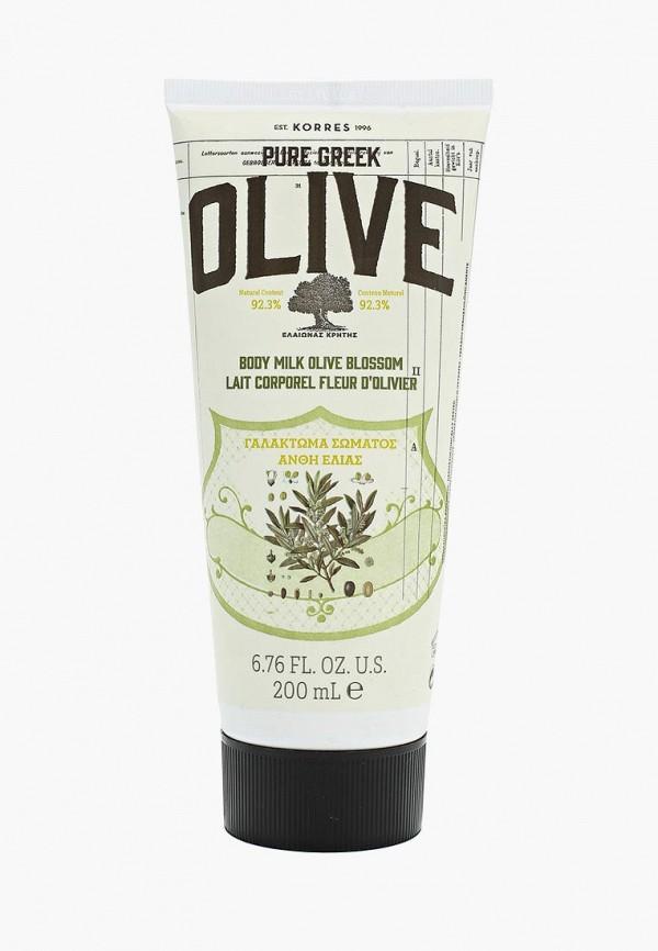 Молочко для тела Korres Korres KO003LWVSL48 korres shampoo almond