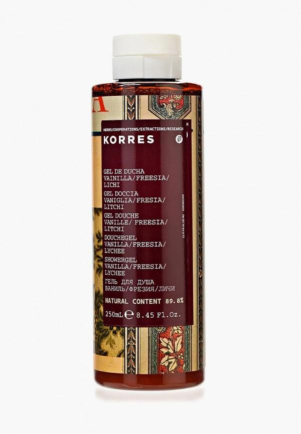 Гель для душа Korres Korres KO003MWHL452 гель для душа korres фиалка