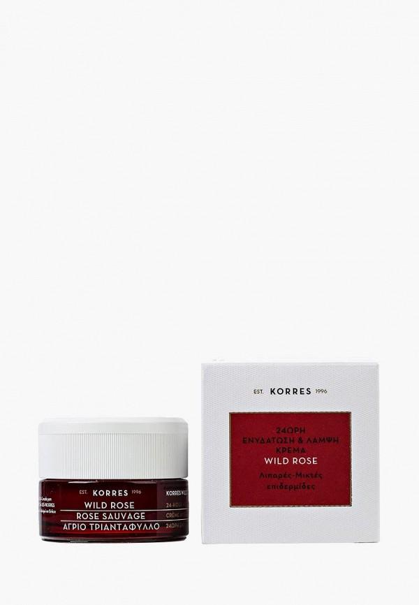 Купить Крем для лица Korres, для жирной и комбинированной кожи, 40 мл, KO003MWHL460, белый, Весна-лето 2018