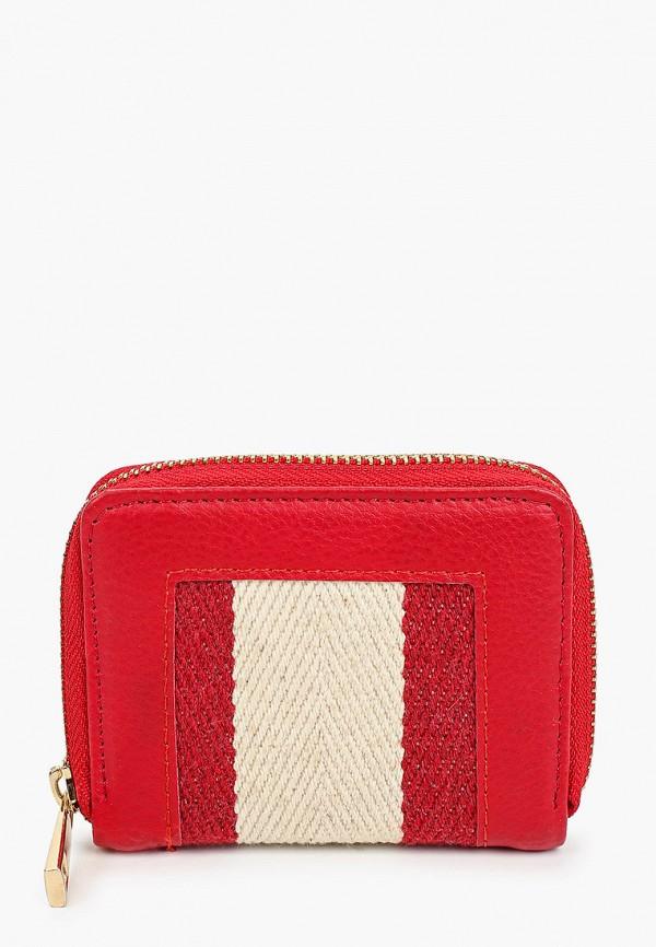 женский кошелёк koton, красный