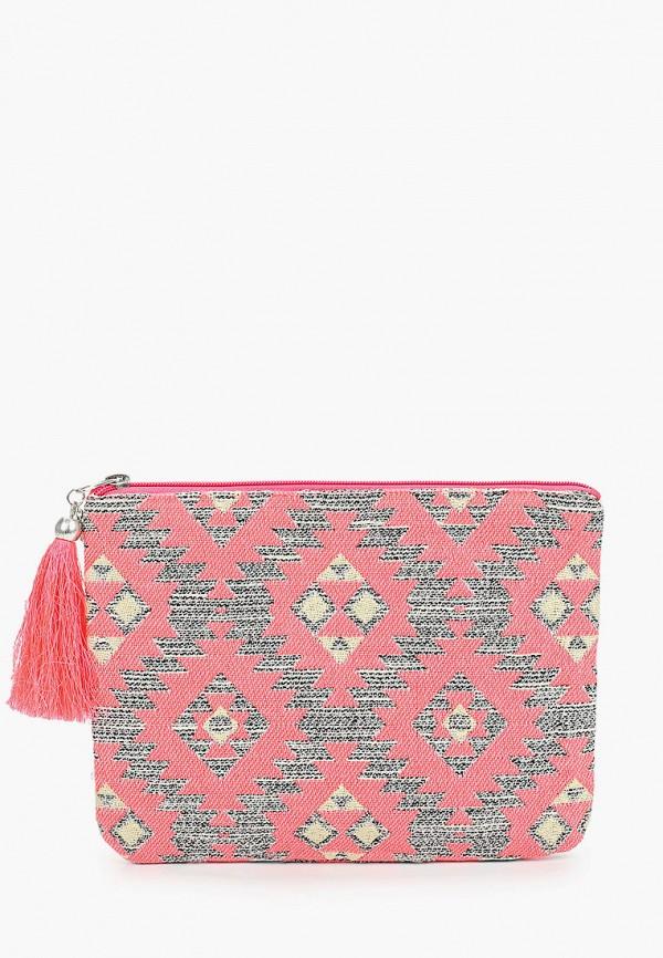 женская сумка koton, розовая