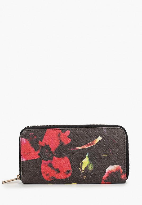 женский кошелёк koton, коричневый