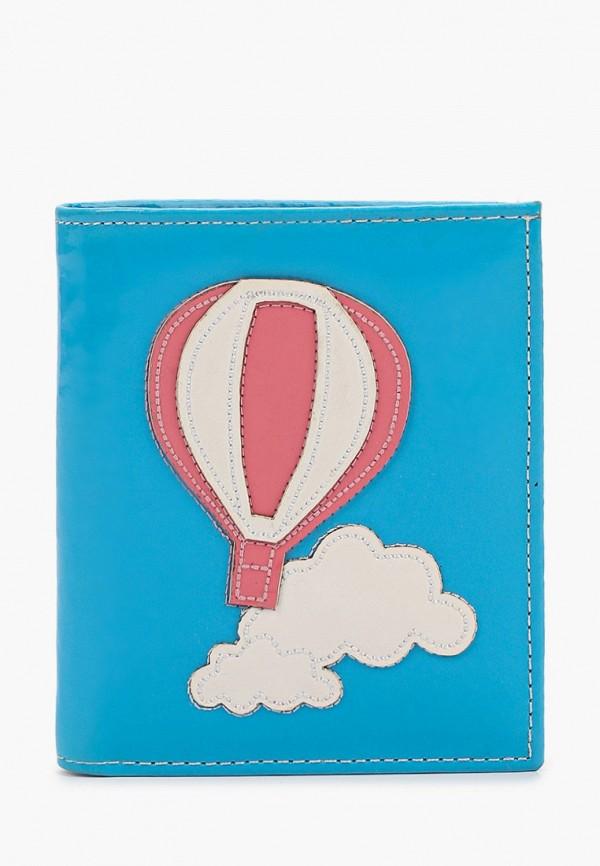 женский кошелёк koton, голубой