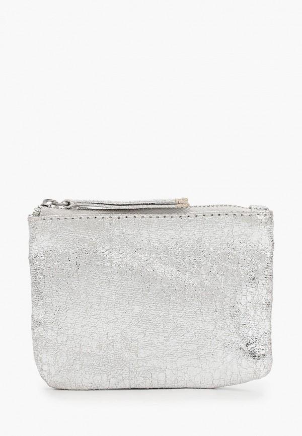 женский кошелёк koton, серебряный