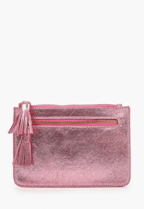 женская косметичка koton, розовая