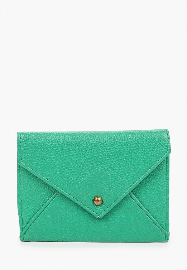 женский кошелёк koton, зеленый
