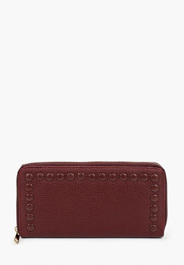 женский кошелёк koton, бордовый