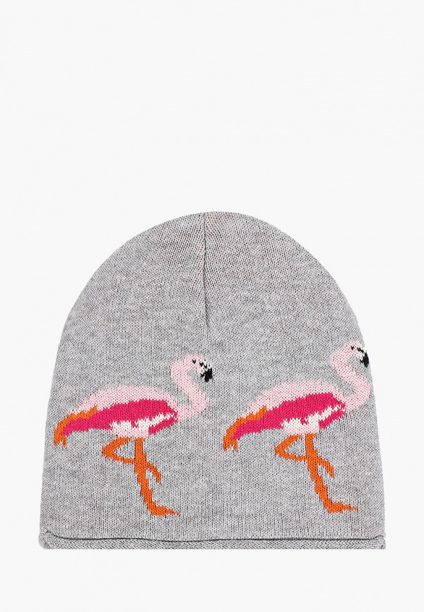 шапка koton для девочки, серая