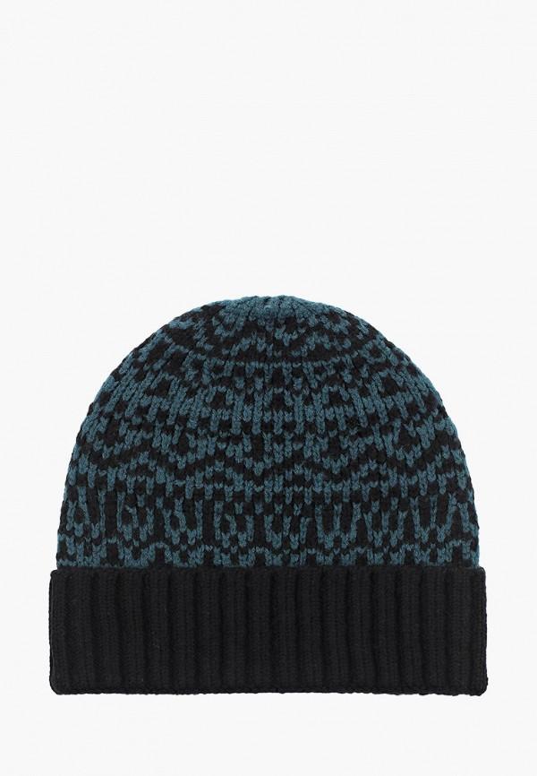 мужская шапка koton, зеленая