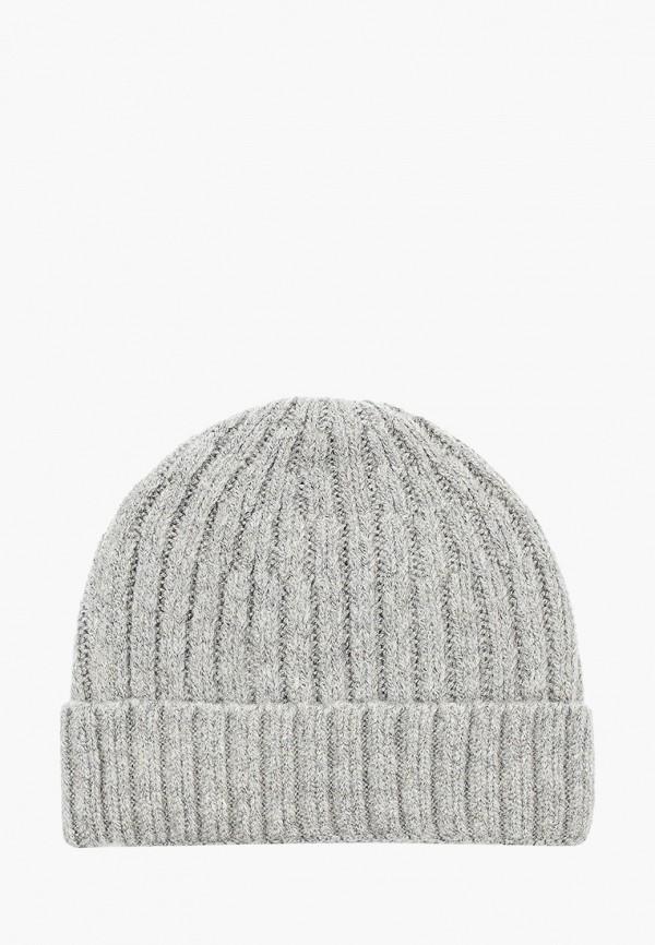 мужская шапка koton, серая