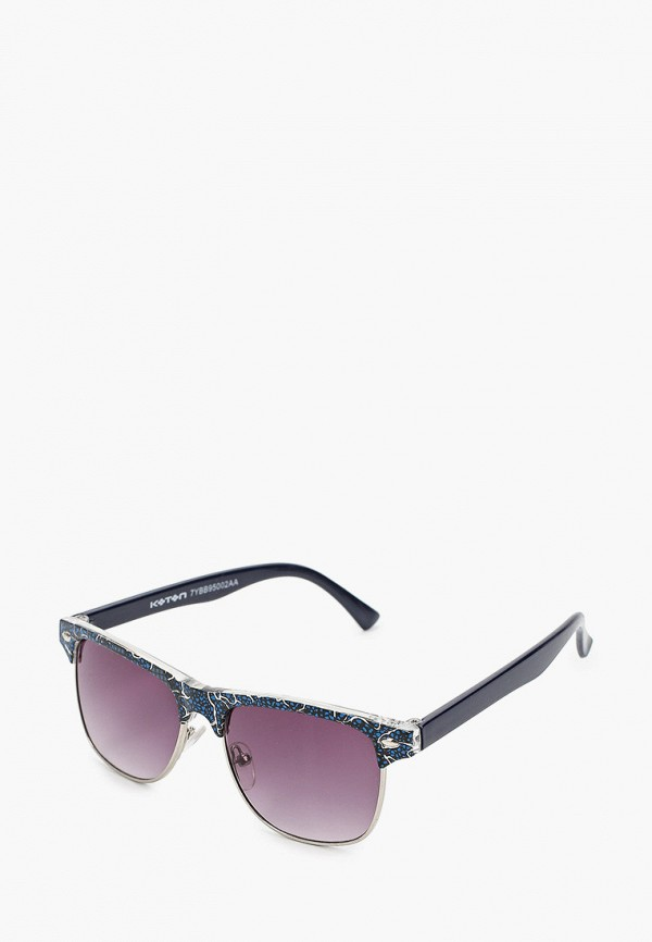 солнцезащитные очки koton для мальчика, синие