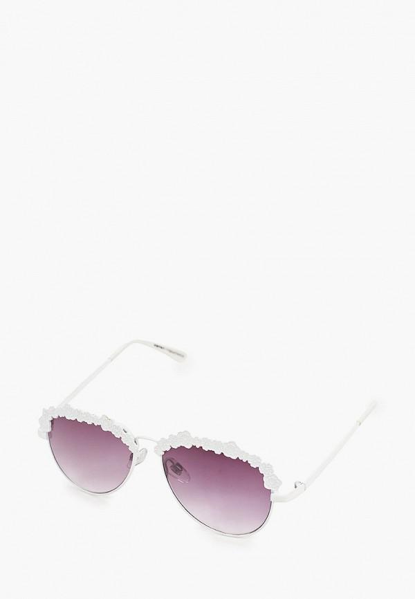 солнцезащитные очки koton для девочки, белые