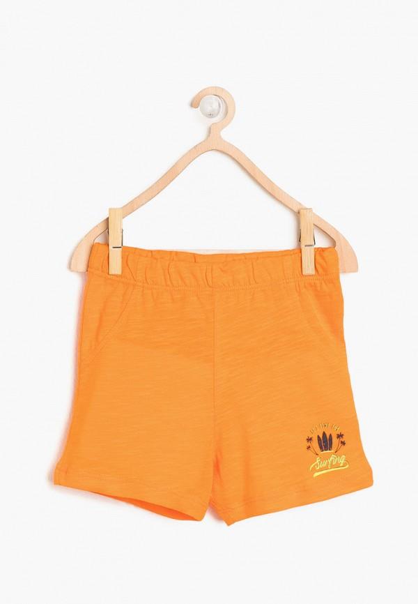 шорты koton для мальчика, желтые