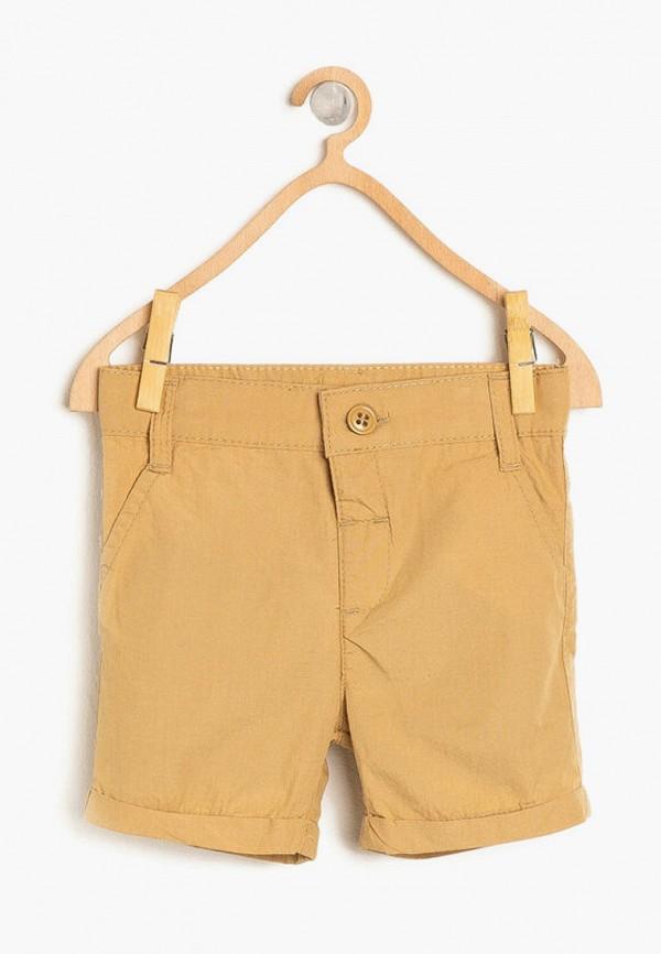 шорты koton для мальчика, бежевые