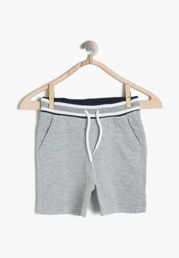 шорты koton для мальчика, серые