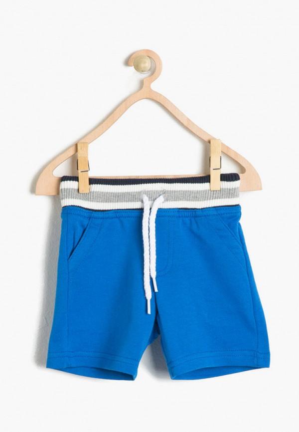 шорты koton для мальчика, синие