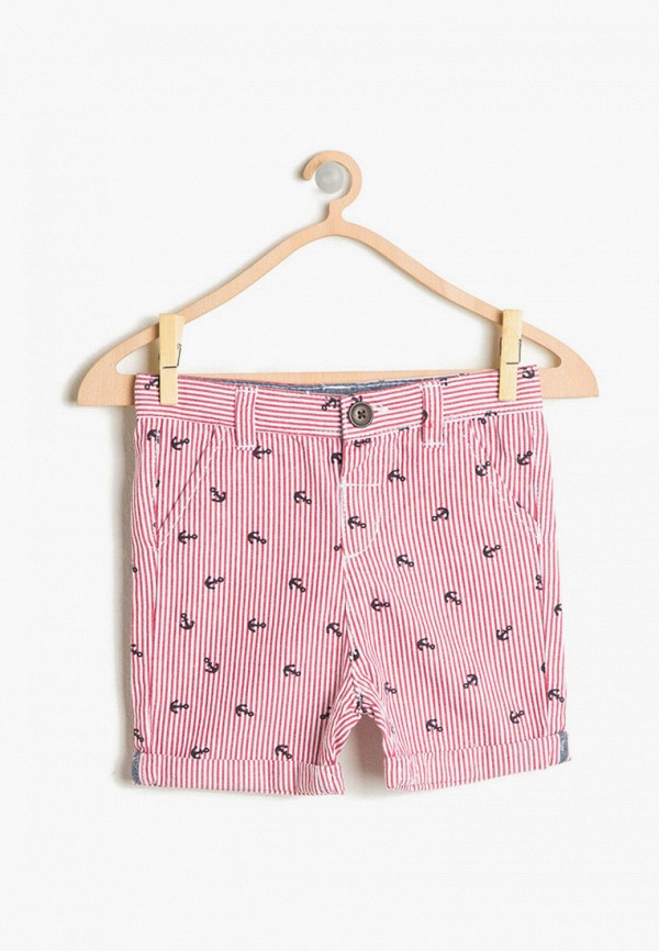 шорты koton для мальчика, красные