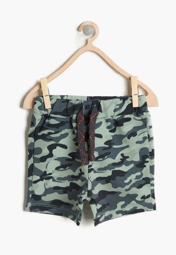 шорты koton для мальчика, зеленые