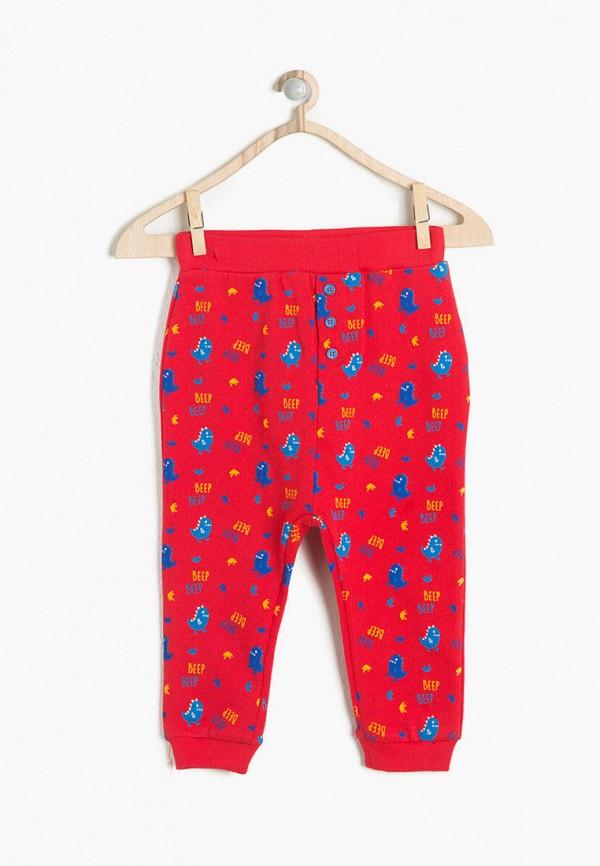 брюки koton для мальчика, красные