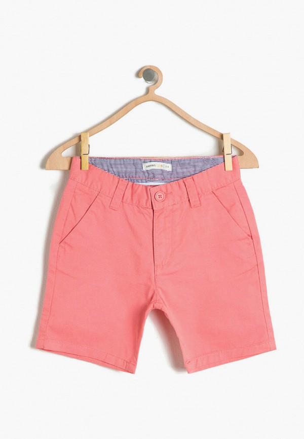 шорты koton для мальчика, розовые