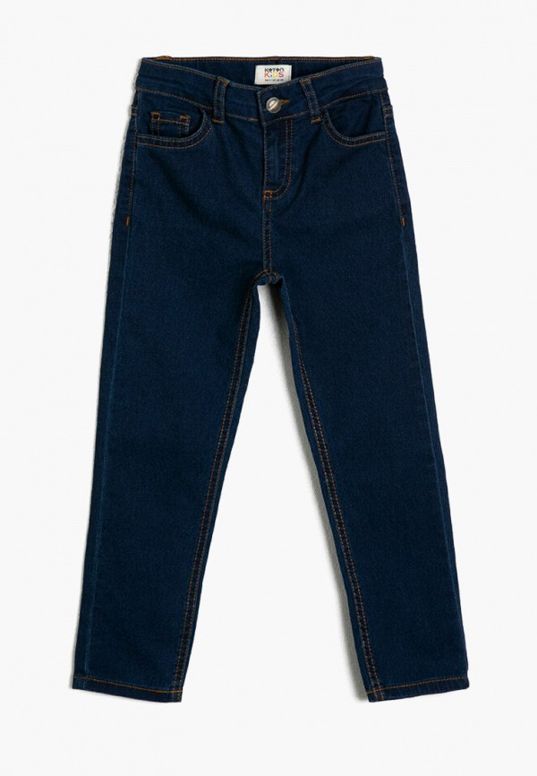 джинсы koton для мальчика, синие
